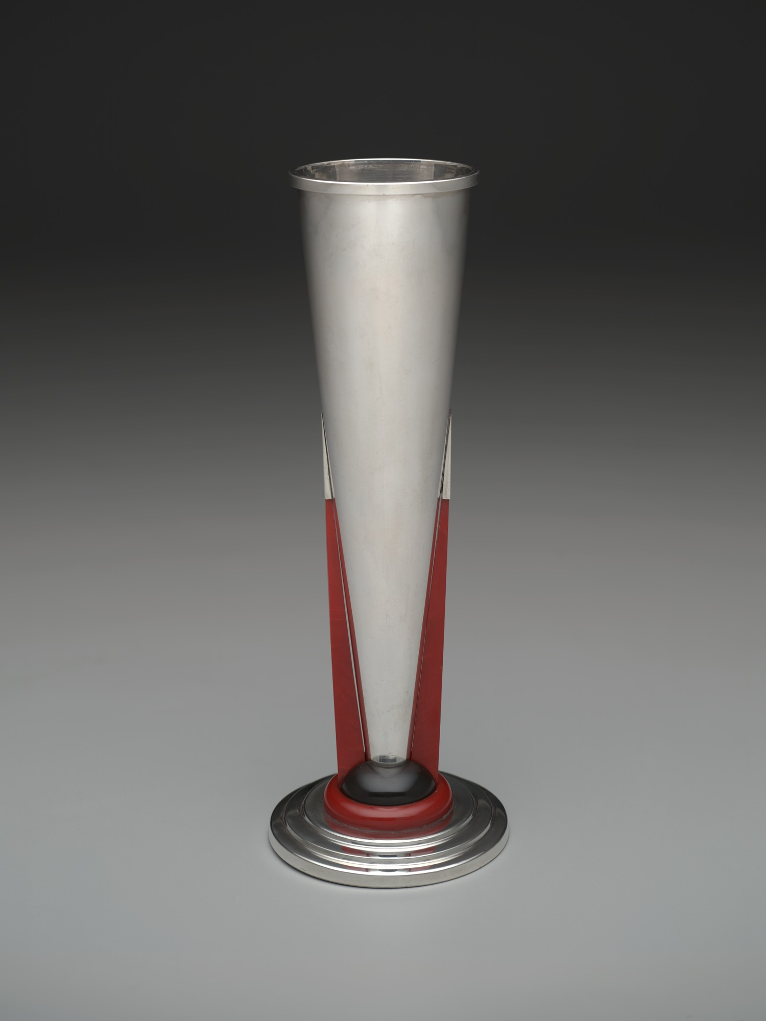 Barbour Silver Company vase